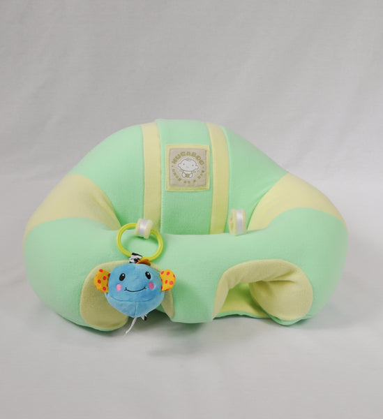 Infant Sitting Chair - Green N' Yellow