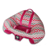Infant Sitting Chair | 2nd Edition | Pink Chevron