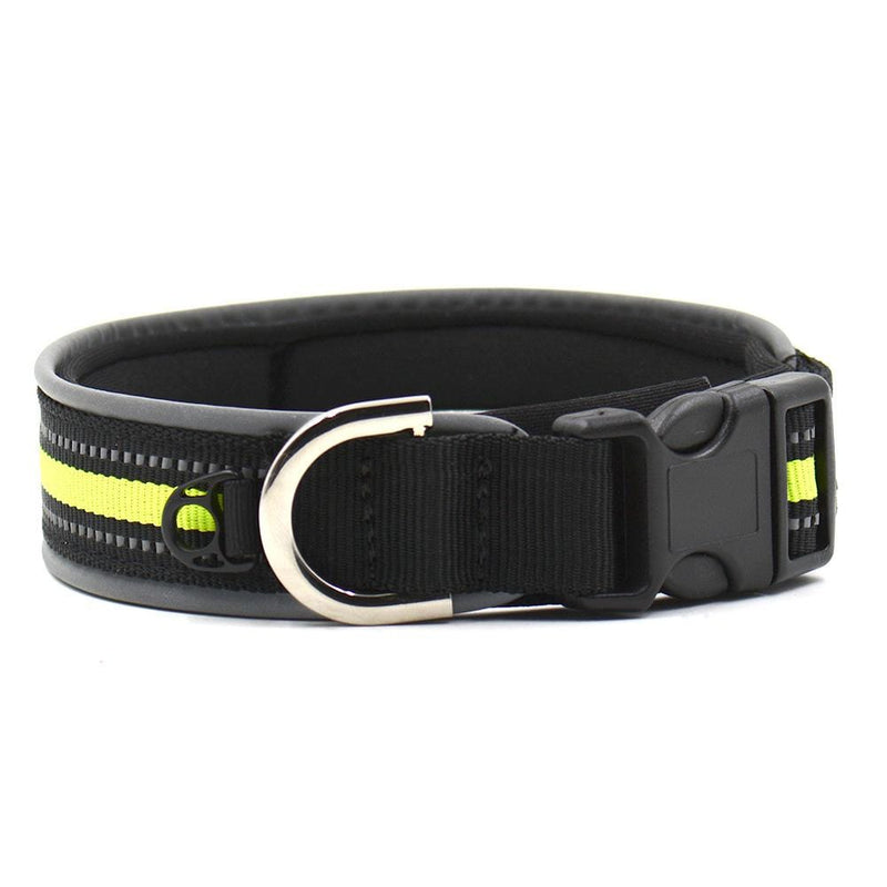 Highly Reflective dog Collar - Dogs and Cats Boutique