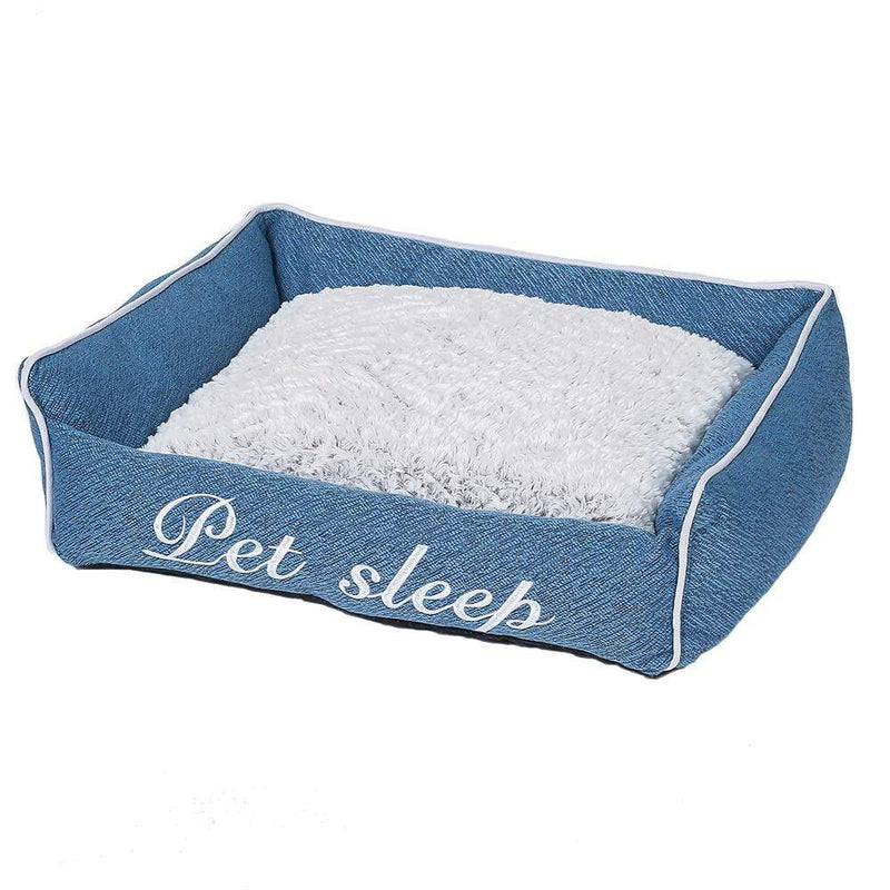 Square Pet Sleep Bed - Dogs and Cats Boutique
