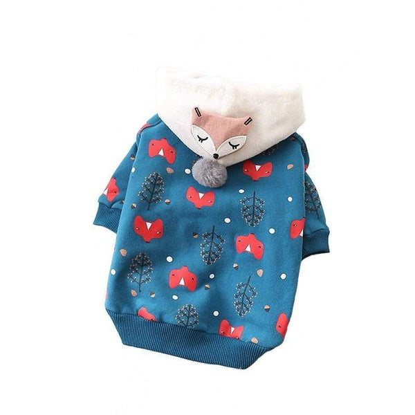 Christmas Tree Printed Dog Top - Dogs and Cats Boutique