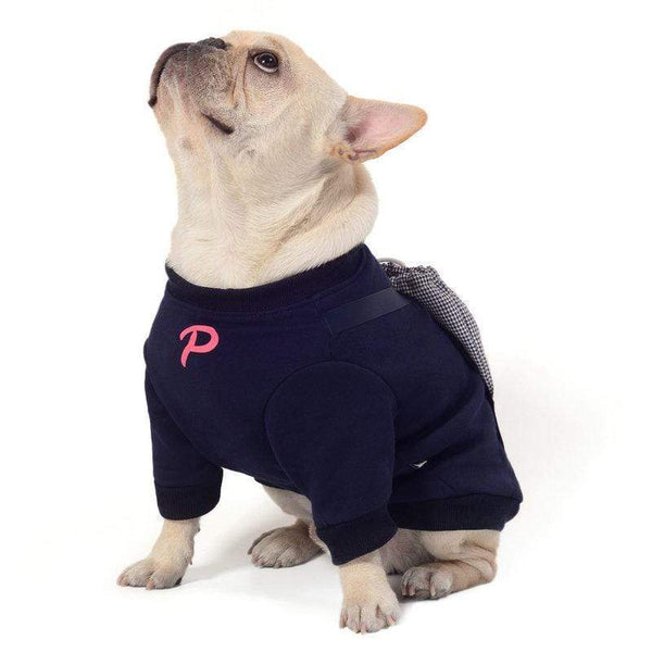 Padded Dog Sweater - Dogs and Cats Boutique