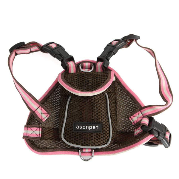 Pet Traction Breathable Mesh Backpack - Dogs and Cats Boutique