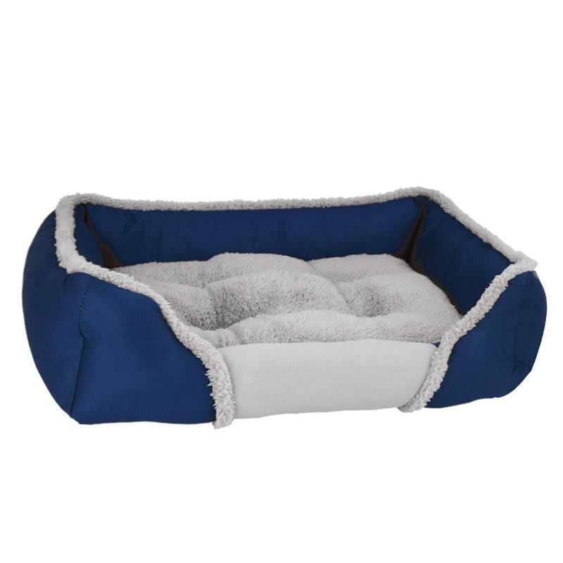 Creative Square Warm Winter Dog Bed - Dogs and Cats Boutique