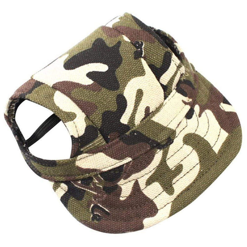 Cut Out Dog Baseball Cap - Dogs and Cats Boutique