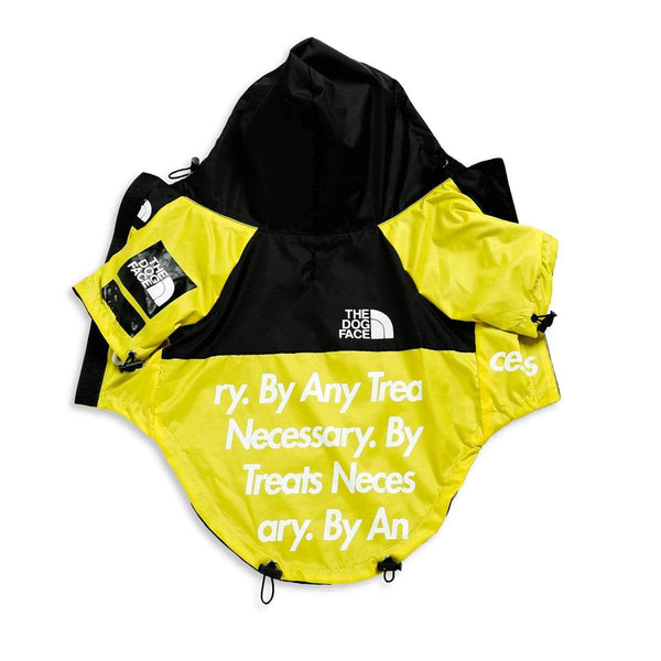 Dog Face Raincoat - Dogs and Cats Boutique