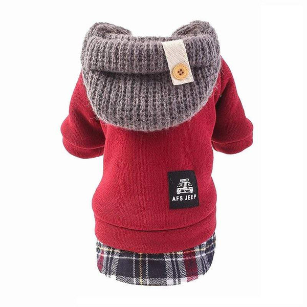 Pet Warm Premium Hoodie - Dogs and Cats Boutique