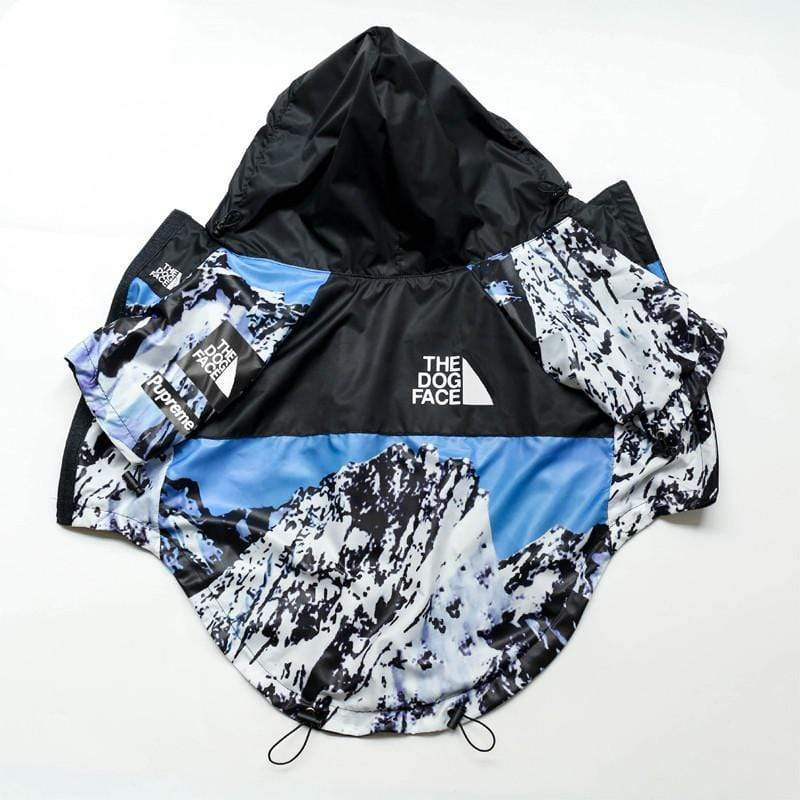 Dog Face Windproof Jacket - Dogs and Cats Boutique