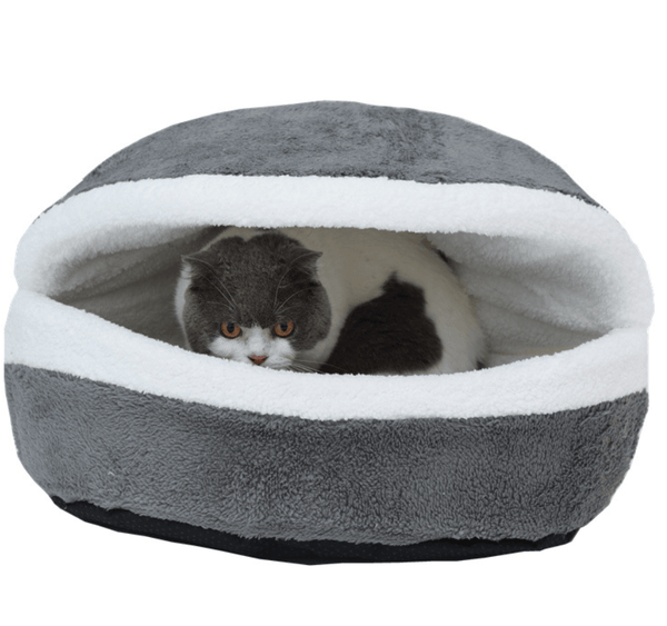 Creative Burger Pet Nest - Dogs and Cats Boutique