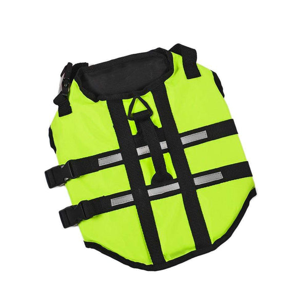 Reflective Dog Life Jacket Vest - Dogs and Cats Boutique