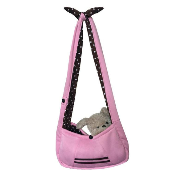 Adjustable Outdoor Pet Carrier - Dogs and Cats Boutique