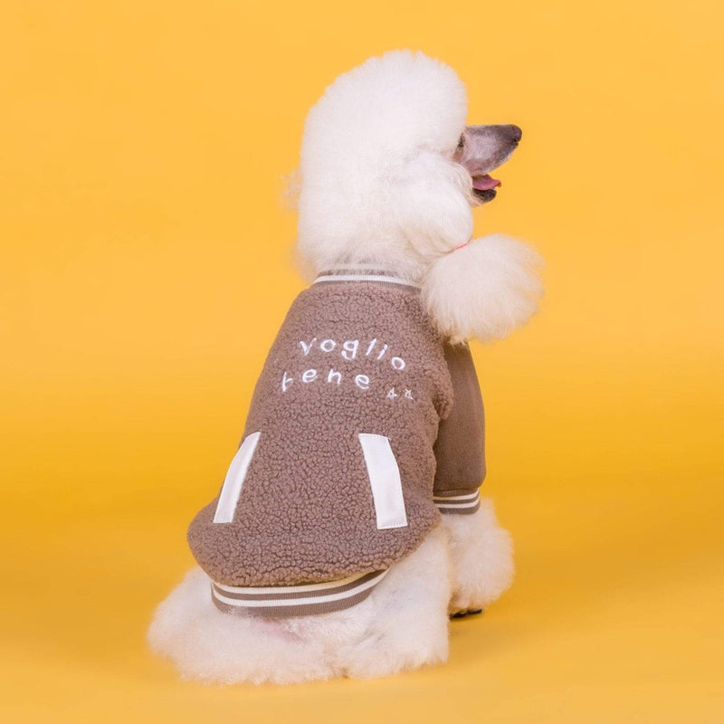 Dog Cashmere Coat - Dogs and Cats Boutique