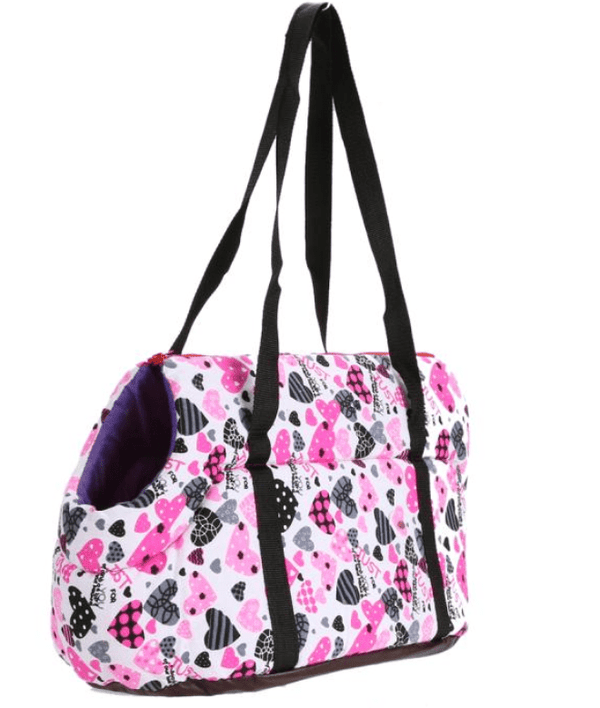 Soft Padded Pet Shoulder Bag - Dogs and Cats Boutique