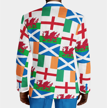 Load image into Gallery viewer, 6 Nations Rugby Blazer - Six Nations Blazer - Team Blazers