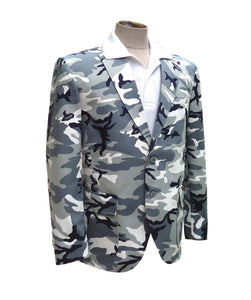 Camouflage Golf Blazer | Military Blazer | Team Blazer