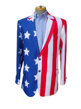 Load image into Gallery viewer, USA Golf Blazer | Team Blazers | Front View