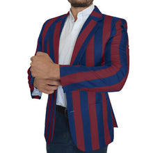 Load image into Gallery viewer, Bordeaux Begles Rugby Blazer | Team Blazers | Front View