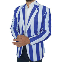 Load image into Gallery viewer, Castres Olympique Rugby Blazer | Team Blazers | Side View