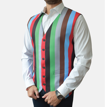 Load image into Gallery viewer, Harlequins Waistcoats - Team Blazers - Custom Waistcoats