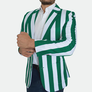 London Irish Rugby Blazer | Team Blazers | Side View