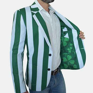 London Irish Rugby Blazer | Team Blazers | Inside Pocket
