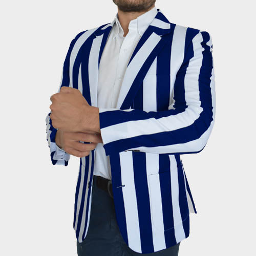 Leinster Rugby Blazers | Team Blazers | Side View