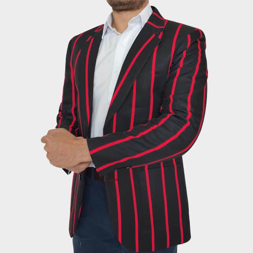 Crusaders Rugby Blazer | Team Blazers | Side View