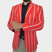 Load image into Gallery viewer, Scarlets Rugby Blazer | Team Blazers | Front View