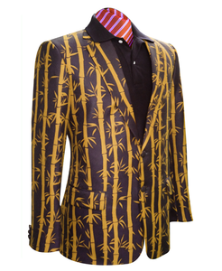 Golden Bamboo Golf Blazer | Team Blazers
