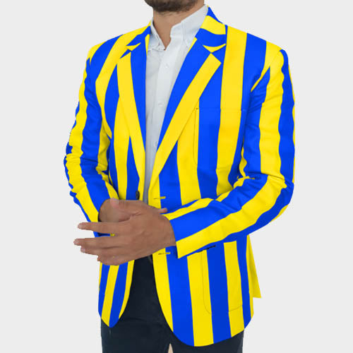 Clemont Auvergne Rugby Blazers | Team Blazers | Front View