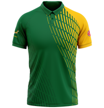 Load image into Gallery viewer, South Africa Polo Shirt - Lions Tour 2021
