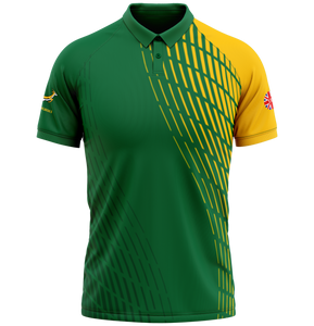 South Africa Polo Shirt - Lions Tour 2021