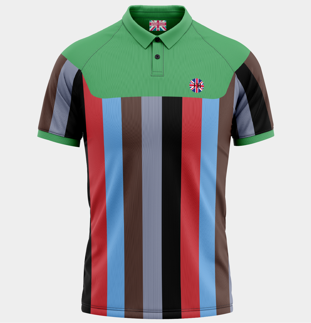 Harlequins RFC Polo Shirts - Team Blazers