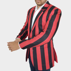 Saracens Rugby Blazers | Team Blazers | Side View
