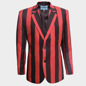 Toulonnais Rugby Blazers | Team Blazers | Closed View