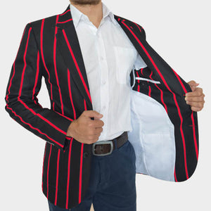 Crusaders Rugby Blazer | Team Blazers | Inside Pocket