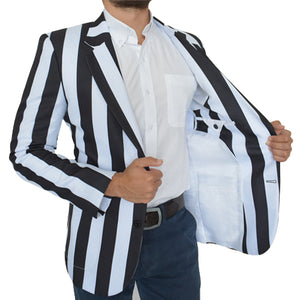 Zebre Rugby Blazer | Team Blazers | Inside Pocket
