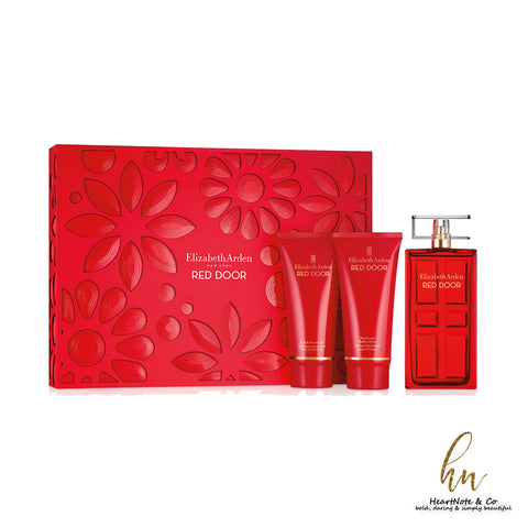For Her: Red Door 3 Pc Gift Set - CosmeticsWarehouseOutlet&Perfumery.