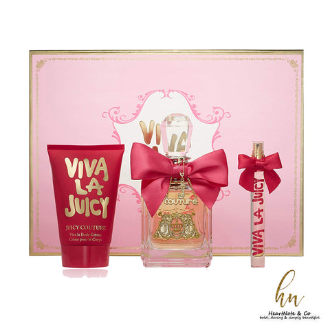 For Her: Viva La Juicy Gift Set - CosmeticsWarehouseOutlet&Perfumery.