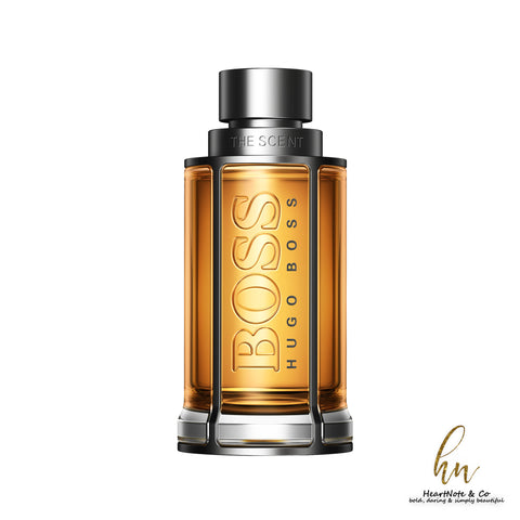 Hugo Boss The Scent - HeartNote&Co.