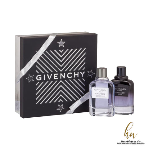 For Him: Givenchy Gentlemen Only Gift Set - HeartNote&Co.