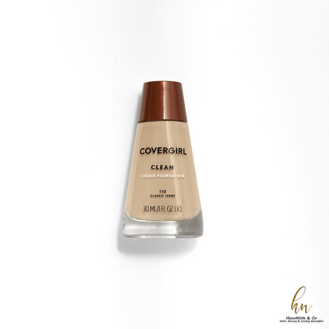 Covergirl Clean Liquid Makeup - CosmeticsWarehouseOutlet&Perfumery.