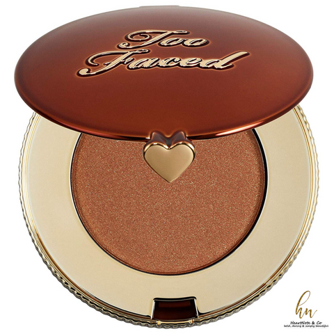 Two Faced Chocolate Gold Soleil Bronzer - CosmeticsWarehouseOutlet&Perfumery.