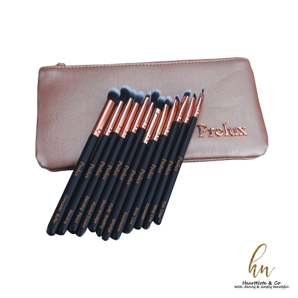 Rose Gold Brush Set - HeartNote&Co.