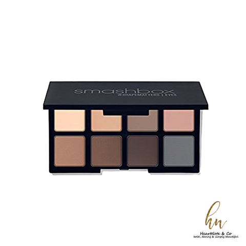 Smashbox Mini Photo Matte Eye Shadow Palette - HeartNote&Co.