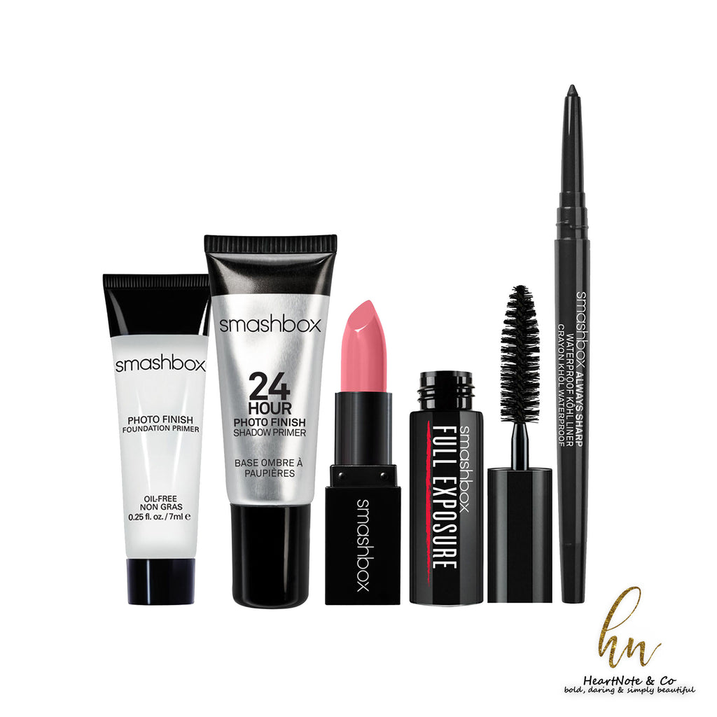 Smashbox Try it Kit: Bestsellers - HeartNote&Co.