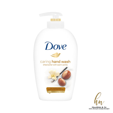 DOVE CARING HANDWASH MOISTURISING CREAM FOR HEALTHY AND MOISTURISED HANDS - HeartNote&Co.