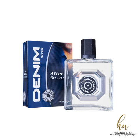 DENIM MUSK AFTER SHAVE 3.4fl.oz./ 100ml - HeartNote&Co.