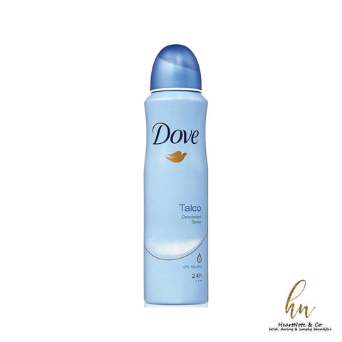 Dove 48Hrs Spray 1/4 Moisturising Cream - HeartNote&Co.