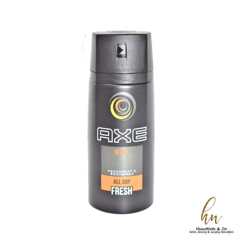 AXE ALL DAY FRESH DEODORANT BODYSPRAY - CosmeticsWarehouseOutlet&Perfumery.
